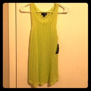 Brand New Knitted tank top